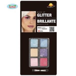 Šminka glitter