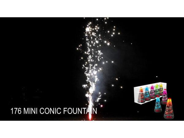 Mini conic fontana
