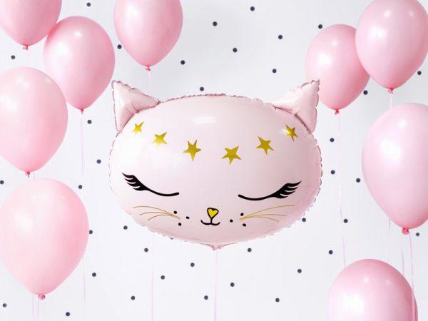 folijski balon mačka