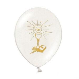 baloni prva pričest s kaležom