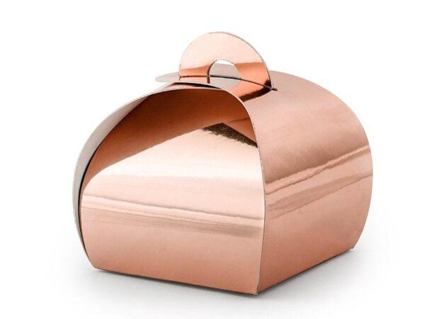 rosegold kutijica