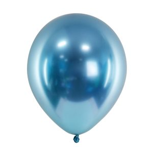 chrome baloni plavi sjaj