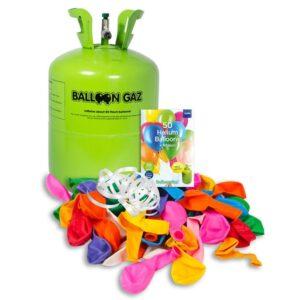 helij u maloj boci i baloni