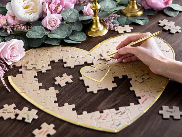 knjiga gostiju puzzle