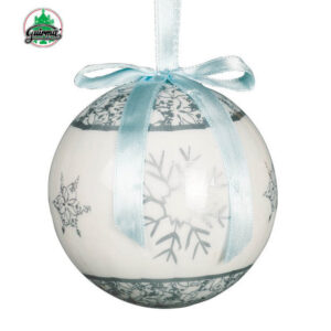 Božićne kuglice Snježne pahulje