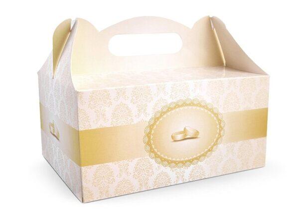 kutije za kolače s prstenjem