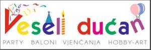 Logo Veseli dućan