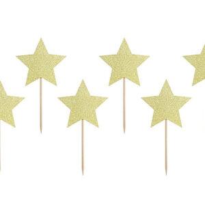 pikalice zlatne zvjezdice