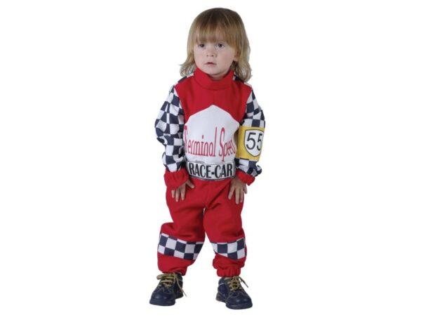Dječji kostim vozač utrka