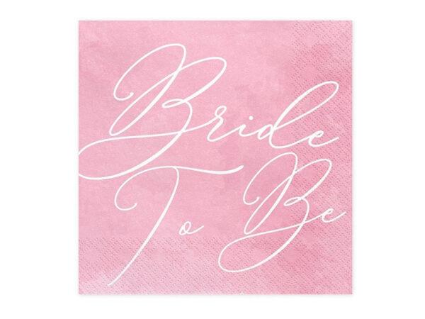 salvete bride to be roze