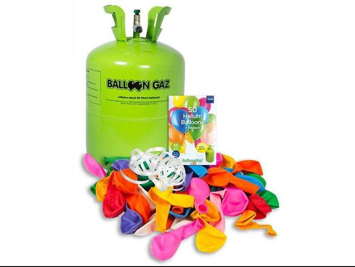 Za vas koji volite sami puniti balone helijem imamo zan...
